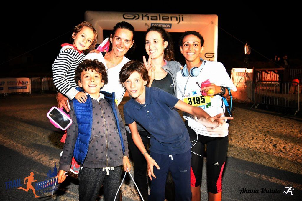 Trail Urbain de Marseille, Trail by night, Course pédestre, trail nocturne, Défi de l'équipe,