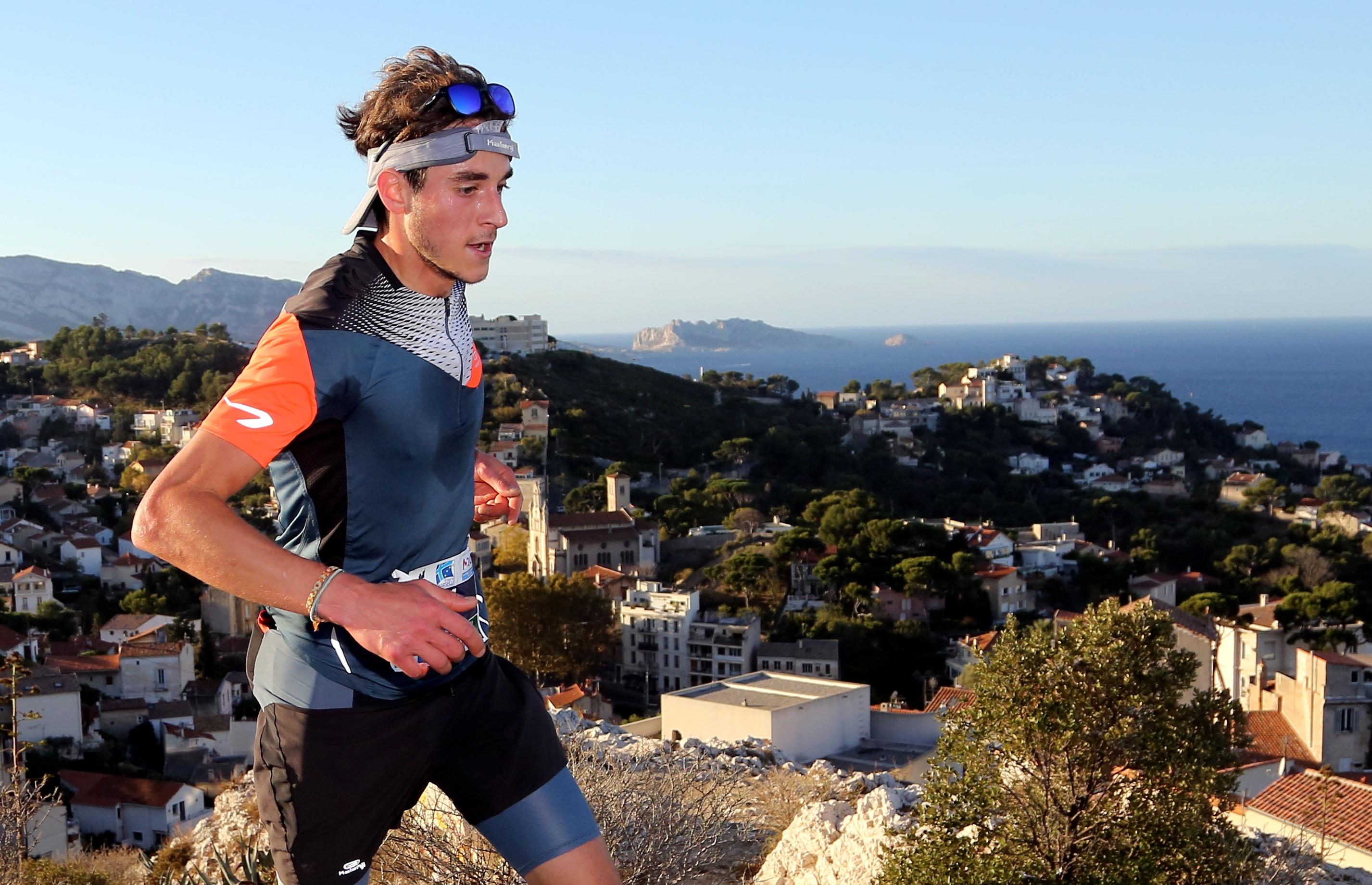 Course pédestre, Trail Urbain de Marseille, Trail de la Bonne Mère 2018