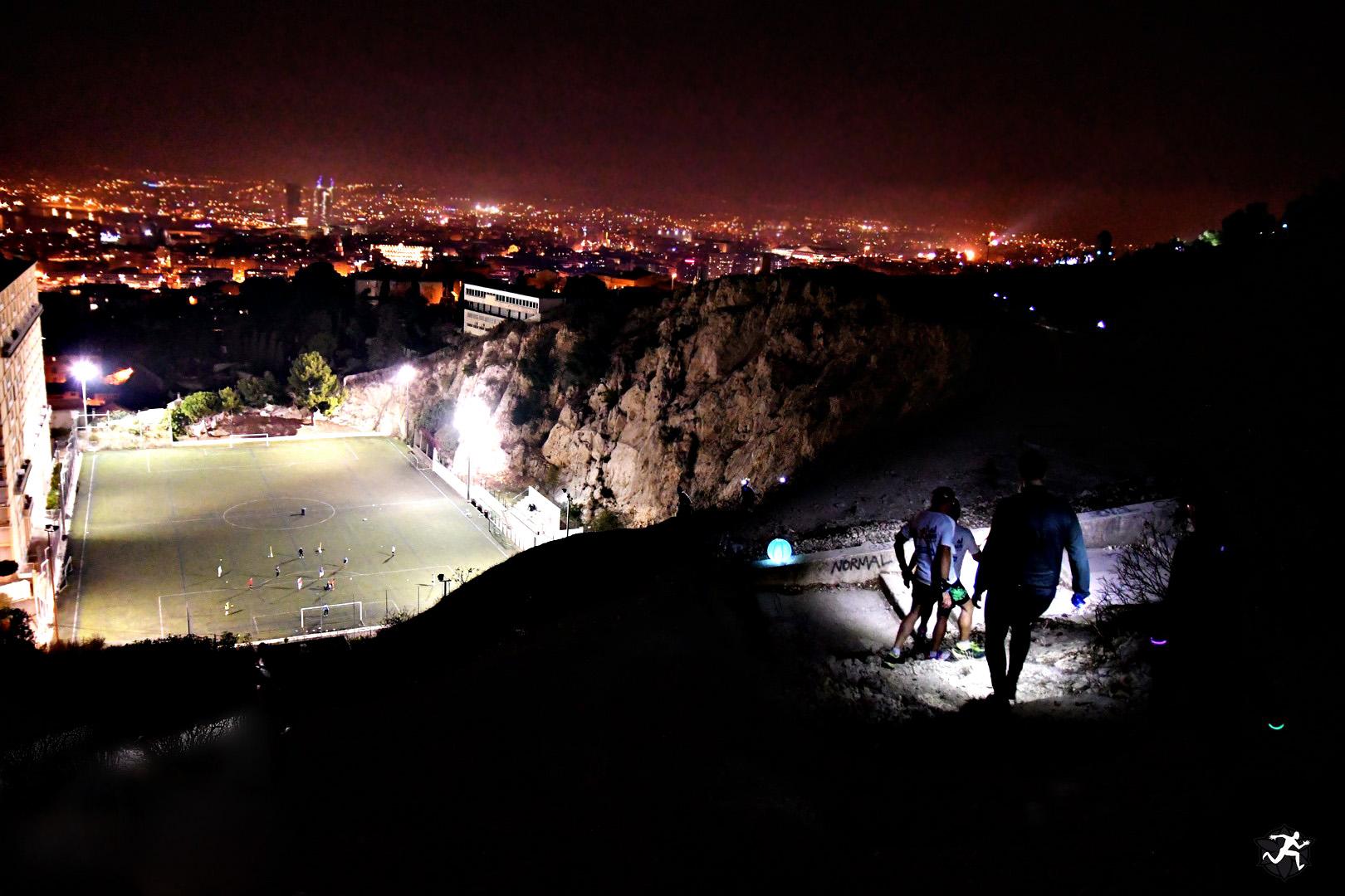 Trail Urbain de Marseille, Trail by night, Course pédestre, trail nocturne