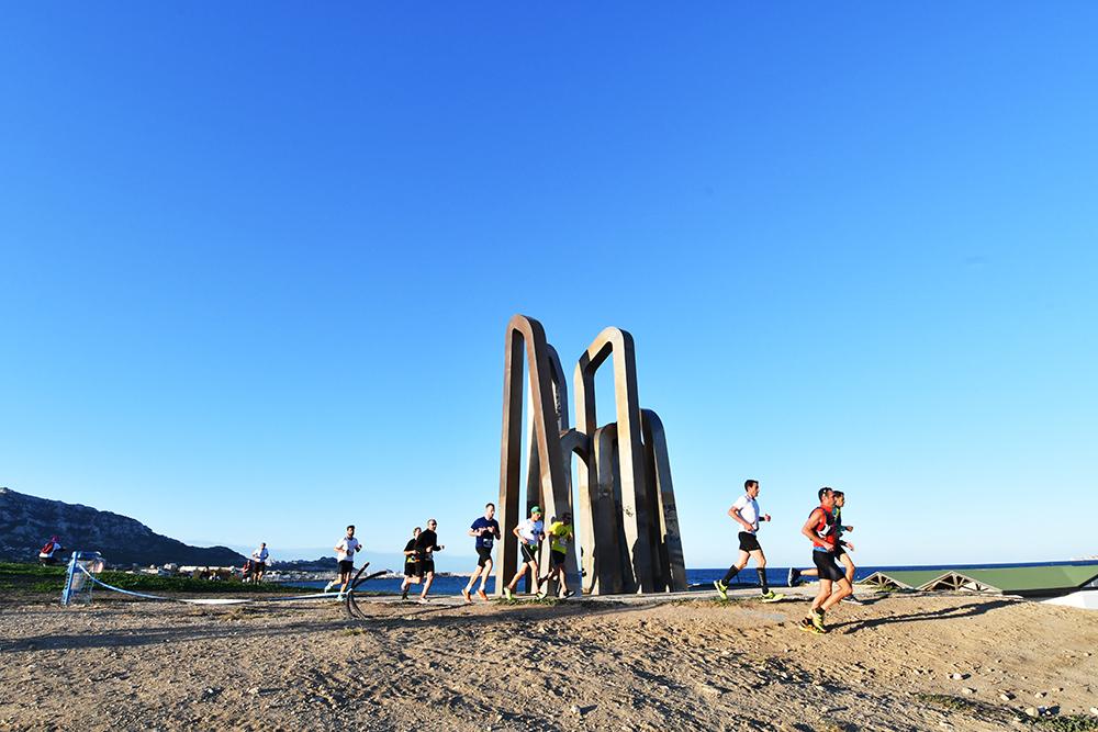 Trail des plages, Trail urbain de Marseille 2018, courir à Marseille