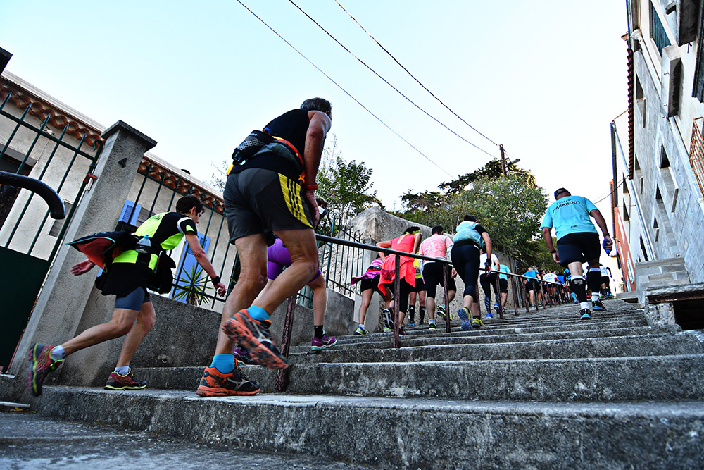 Trail, Trail urbain de Marseille 2018, running,