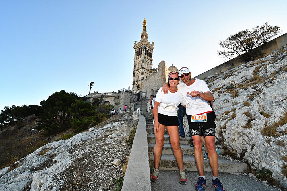 Trail Urbain de Marseille 2018, running events, Challenge Duo